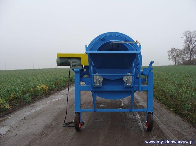 Myjka do ziół MZ-300 - tył