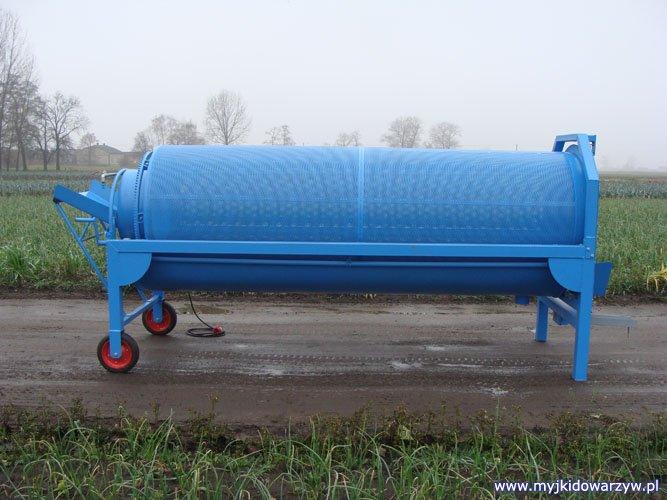 Myjka do ziół MZ-300 - prawy bok