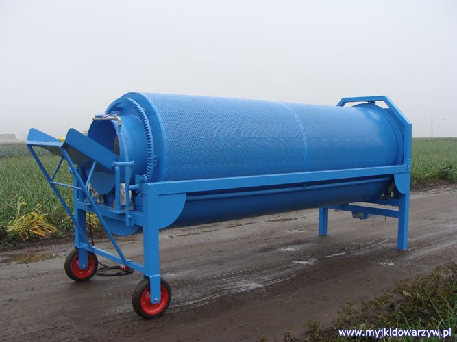 Myjka do ziół MZ-300 - prawy tył
